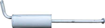 глушитель газель евро-4 удлиненная база умз-4216 камминз cummins isf 2.8