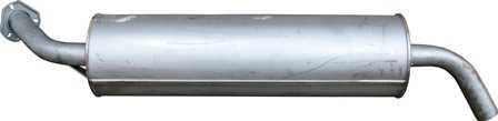 глушитель валдай камминз д-245 cummins 3.8 36.1201008-11 евро-3 евро-4