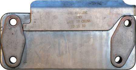 теплообменник валдай камминз 3.8 cummins cooler oil 4990291