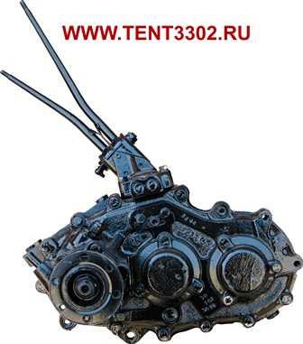 Раздаточная коробка УАЗ 469 нового образца косозубая цена