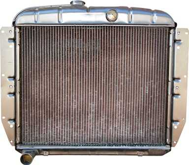 радиатор зил 130 трёхрядный медный 14.1301010-01 цена