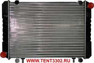 радиатор газель ЗМЗ-406-405