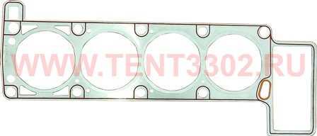 Прокладка ГБЦ ЗМЗ 406-405  ЕВРО-2 металлизированная