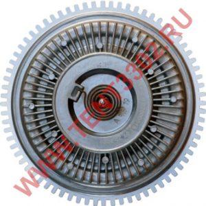 вискомуфта газель, вентилятор камминз, вискомуфта камминз, 020005181, 2.8,